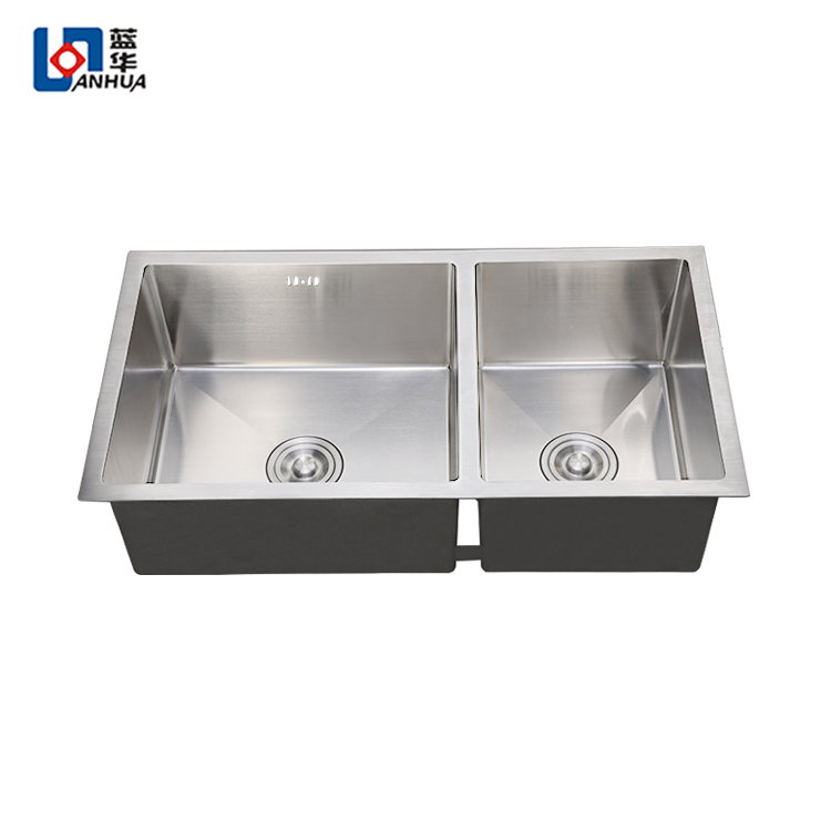 Undermount Handmade Kitchen Sink Stainless Steel