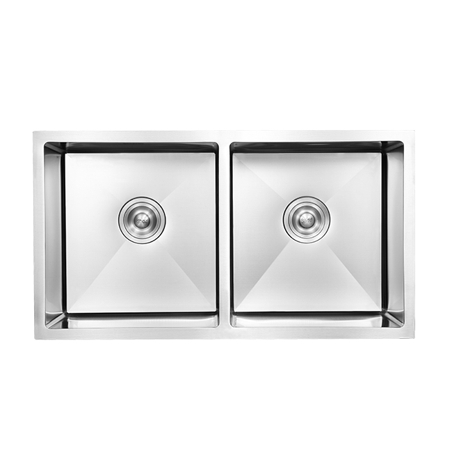 High Quality Double Stainless Steel Undermount Sinks