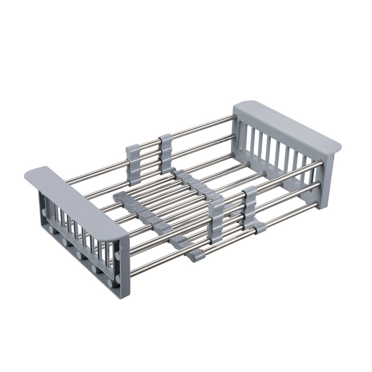 Adjustable basket for Kitchen sink