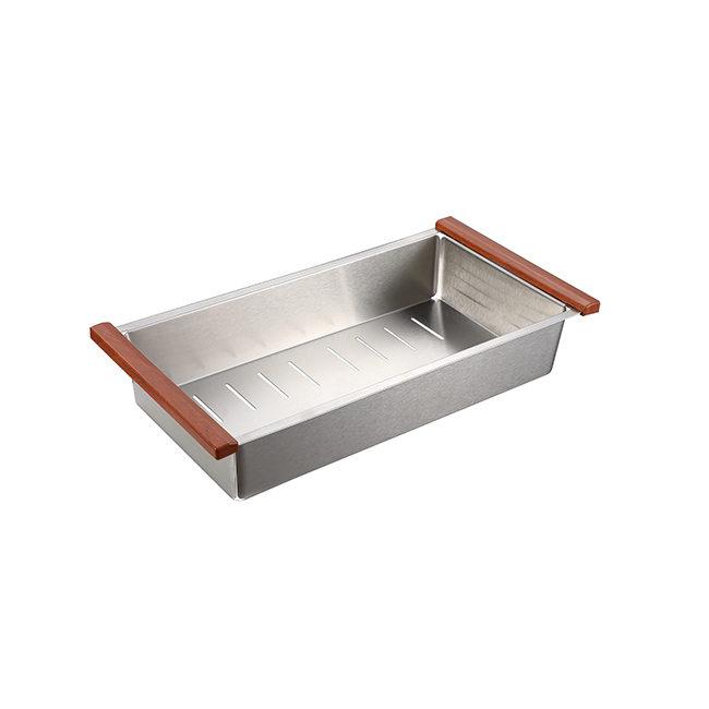 Stainless steel  basket for Kitchen sink